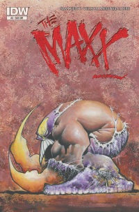Maxx Maxximized #9 (Cover SUB Sam Kieth)