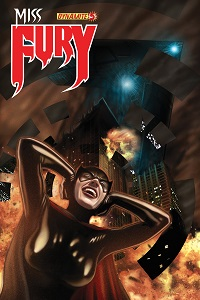 Miss Fury #5 (Cover C Colton Worley)
