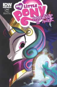 My Little Pony Friendship Is Magic #19 (Cover B Amy Mebberson)