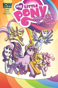 My Little Pony Friendship Is Magic #20 (Cover B Chad Thomas)