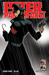 Peter Panzerfaust #8 (2nd Printing Variant Cover)