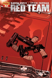 Garth Ennis' Red Team #1 (Ryan Sook Regular Cover)