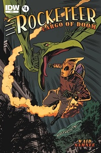 Rocketeer Cargo Of Doom #4 (Of 4)