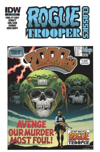 Rogue Trooper Classics #5 (Of 12)(Cover SUB Dave Gibbons)