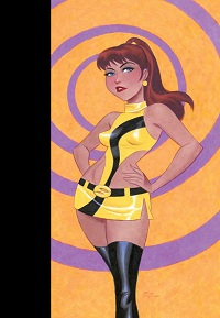 Before Watchmen Silk Spectre #4 (Of 4)(Bruce Timm Variant Cover)