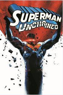 Superman Unchained #7 (Dustin Nguyen Variant Cover)