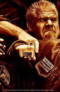 Sons Of Anarchy #4 (Cover B Photo)
