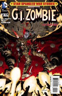 Star-Spangled War Stories Featuring G.I. Zombie #2 (Darwyn Cooke  Regular Cover)