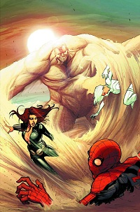 Amazing Spider-Man #684 (Stefano Caselli 2nd Printing Variant Cover)