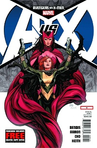 Avengers Vs X-Men #0 (Of 12)(Frank Cho 5th Printing Variant Cover)