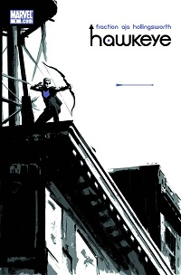 Hawkeye #1 (David Aja 2nd Printing Variant Cover)