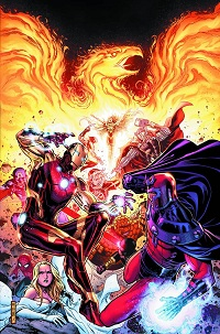 Avengers Vs X-Men #2 (Of 12)(Jim Cheung 7th Printing Variant Cover)