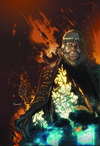 Planet Of The Apes Cataclysm #1 (Peter Ngyuen 2nd Printing Variant Cover)