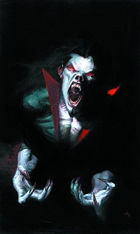 Morbius The Living Vampire #1 (Gabrielle Dell'Otto 2nd Printing Variant Cover)