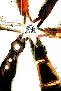 New Avengers #2 (Jock 2nd Prining Variant Cover)