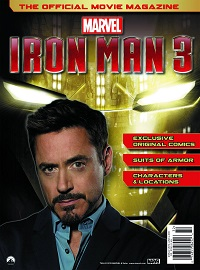 Iron Man 3 Official Movie Magazine (Disney Publishing Worldwide)