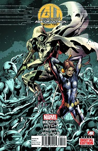 Age Of Ultron #2 (Of 10)(Bryan Hitch 2nd Printing Variant Cover)