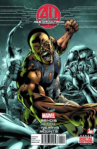 Age Of Ultron #3 (Of 10)(Bryan Hitch 2nd Printing Variant Cover)