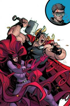 Inhuman #4 (Ryan Stegman Regular Cover)