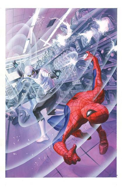 Amazing Spider-Man #1.4 (Alex Ross Regular Cover)