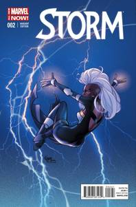 Storm #2 (Pasqual Ferry Variant Cover)