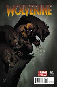 Wolverine Annual #1 (Ed McGuinness Variant Cover)