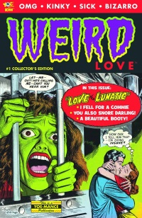 WEIRD Love #1 (2nd Printing Variant Cover)