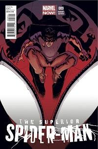 Superior Spider-Man #9 (Ryan Stegman Variant Cover)
