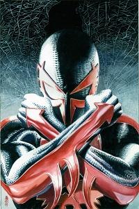 Superior Spider-Man #17 (JG Jones Spider-Man 2099 Variant Cover)