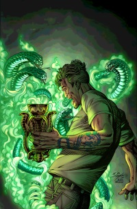 Doctor Spektor Master Of The Occult #1 (Bob Layton Reorder Variant Cover)