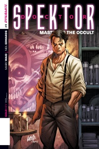 Doctor Spektor Master Of The Occult #1 (Rob Liefeld Reorder Variant Cover)