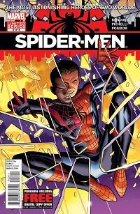 Spider-Men #2 (Of 5)(Jim Cheung Regular Cover)