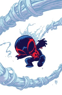 Spider-Man 2099 #1 (Skottie Young Variant Cover)