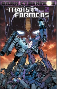 Transformers Dark Cybertron Volume 2 TP