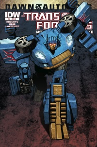Transformers More Than Meets The Eye #31 (Cover RI Phil Jimenez)