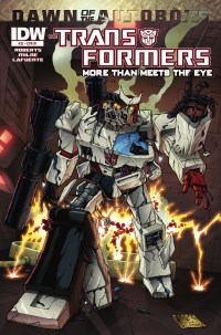 Transformers More Than Meets The Eye #32 (Cover RI Casey W. Coller)