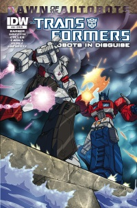 Transformers Robots In Disguise #30 (Cover RI Guido Guidi)