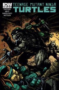 Teenage Mutant Ninja Turtles #35 (Cover B Kevin Eastman)