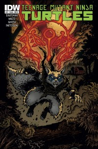 Teenage Mutant Ninja Turtles #37 (Cover B Kevin Eastman)