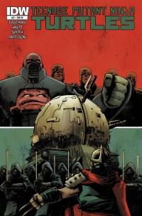 Teenage Mutant Ninja Turtles #37 (Cover RI Mike Henderson)