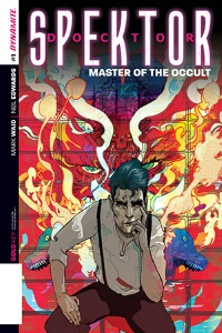 Doctor Spektor Master Of The Occult #1 (Christian Ward Regular Cover)
