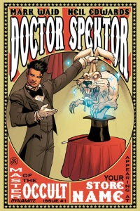 Doctor Spektor Master Of The Occult #1 (Roberto Castro Retailer Exclusive Variant Cover)