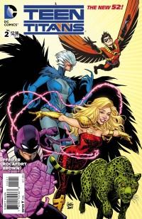 Teen Titans #2 (Cameron Stewart Variant Cover)