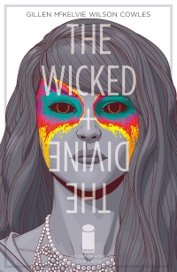 Wicked + The Divine #2 (Jamie McKelvie & Matt Wilson 2nd Printing Variant Cover)