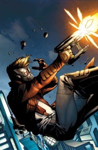 Legendary Star-Lord #1 (Mahmud Asrar Young Gun Variant Cover)