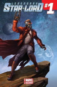 Legendary Star-Lord #1 (Steve McNiven Regular Cover)