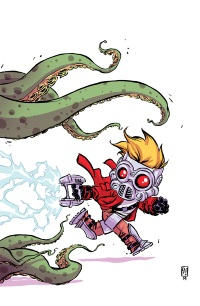 Legendary Star-Lord #1 (Skottie Young Variant Cover)
