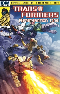 Transformers Regeneration One #86