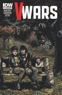 V-Wars #3 (Cover SUB Kevin Eastman)