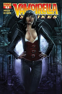 Vampirella Strikes #1 (Cover B David Finch)
